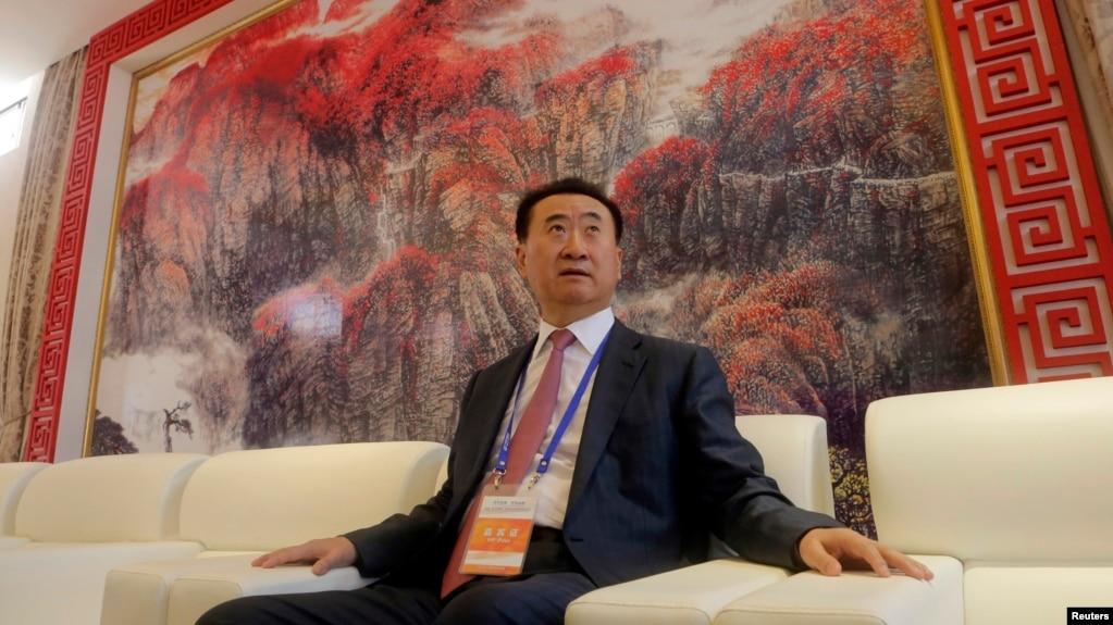 中国严控资本外流王健林再闯好莱坞受阻