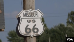 Route 66 in Missouri