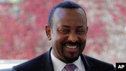 Waziri Mkuu Abiy Ahmed Ali