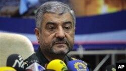 Gen. Mohammad Ali Jafari,Taliyaha Ciidamada Ilaalada Kacaanka ee Iran