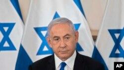 Thủ tướng Benjamin Netanyahu.