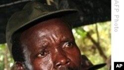 Joseph Kony, chef de l'Armée de résistance du seigneur