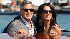Në prag të dasmës së aktorit Clooney