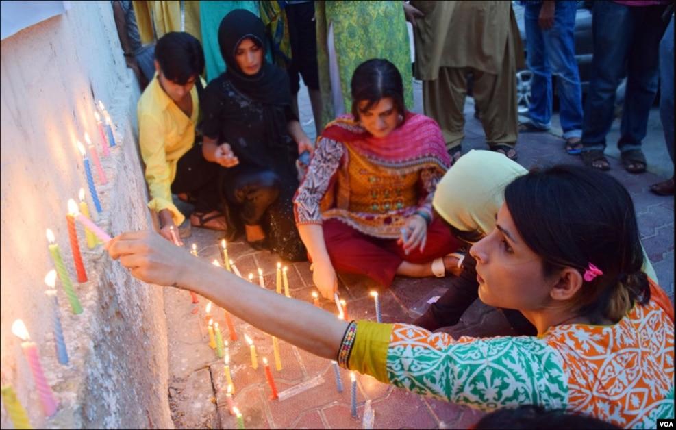 علیشاہ کی ہلاکت پر خواجہ سراؤں میں شدید غم و غصہ نظر آیا