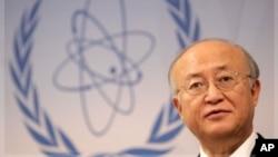 Giám đốc Cơ quan Nguyên tử năng IAEA Yukiya Amano.