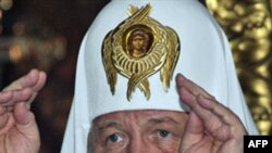 Візит патріарха Кирила сприйняли по-різному
