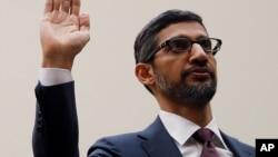 谷歌首席执行官桑达尔·皮查伊