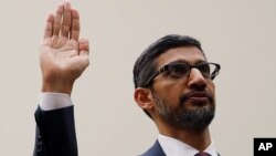 CEO của Google Sundar Pichai.