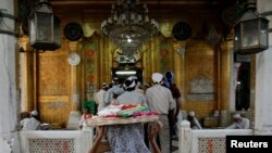 Pusat ziarah Muslim makam tokoh Sufi India, Khwaja Moinuddin Chishti di Ajmer, Rajasthan, India (foto: ilustrasi).