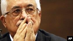 Mahmoud Abbas (archives)