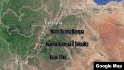 Walitti Bu'iinsa Daangaa Bulchiinsa Naannoo Oromiyaa fi Somaalee Gidduu Jiruuf Sababaan Himamuu Wal Hin Simatu; Kutaa 1ffaa