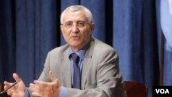 Said Djinnit, médiateur de l'ONU pour la crise au Burundi
