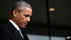 Obama ha estado desde hace meses luchando con legisladores escépticos del acuerdo, los que buscan que el Congreso tenga voz y voto sobre el acuerdo final.