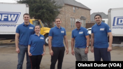 DFW Moving Company