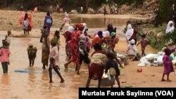 Mutane fiye da 200 suka rasa muhallansu a Karamar Hukumar Maru a Jihar Zamfara.