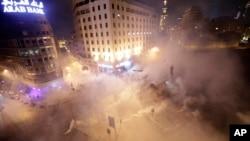 اعتراضها در لبنان