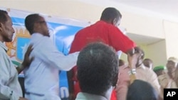 صومالیہ: اسپیکر نے اپنے خلاف تحریک عدم اعتماد کے نتائج ماننے سے انکار کردیا
