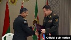 Zakir Həsənov və Andrey Ravkov