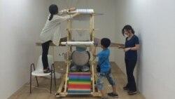 탈북 청소년들, '예술가와 1박 2일' 체험 교육