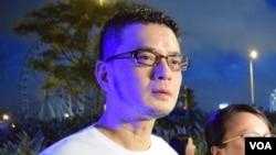 Ca sĩ Hong Kong Anthony Wong.