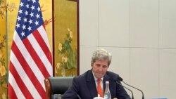粵語新聞 晚上9-10點: 克里訪華要談減排 中國外長稱要美國先糾錯