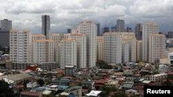 Năm 2014, GDP của Philippines đã tăng với tỉ lệ 6,1%, chỉ thấp hơn Trung Quốc, nước có tỉ lệ tăng trưởng cao nhất trong năm là 7,4%.
