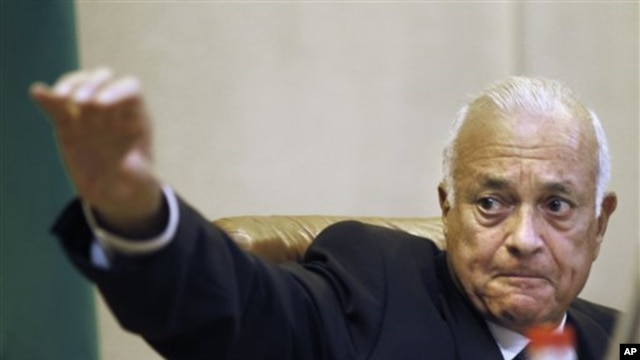 Ketua Liga Arab, Nabil Elaraby (Foto: dok).