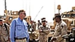 美军三名士兵在阿富汗炸弹袭击中丧生
