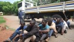 """Harare juge """"sévères"""" les accusations de torture contre les forces de l'ordre"""