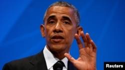 美國總統奧巴馬 (資料照片)