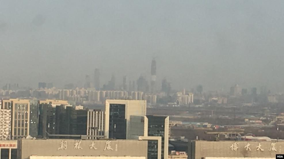 北京跨年重霾 民众担忧加深
