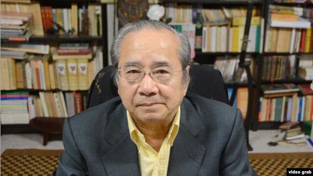 Ông Võ Văn Ái, thay mặt các nhà hoạt động và Liên Đoàn Quốc tế Nhân quyền yêu cầu Hội đồng gây áp lực để Việt Nam chấm dứt cuộc truy bức này.