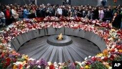 Вірмени відзначають День пам'яті геноциду