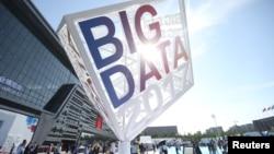 資料照:中國國際大數據產業博覽會在貴陽舉行。 (2017年5月27日)