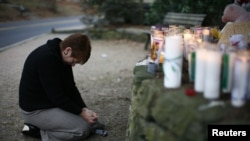 Será una semana de funerales en el pueblo de Newrtown. La tristeza es inmensa y el dolor infinito.
