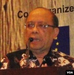 Staf Ahli Menteri Kehutanan Bidang Strategi dan Politik, Boen Purnama
