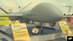 Một loại máy bay không người lái cỡ nhỏ UAV