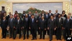 Kineski predsednik Ši Đinping na ceremoniji povodom osnivanja Azijske infrastrukturne investicione banke