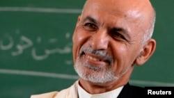 Ashraf Ghani Shugaban kasar Afghanistan.