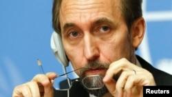 زید رعد حسین کمیسر عالی حقوق بشر سازمان ملل متحد