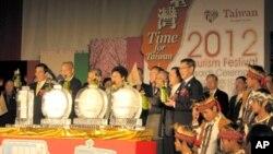 台灣觀光節慶祝大會(資料照片)