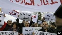 دستگیری فعالین سوریه