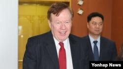 로버트 킹 미국 국무부 북한인권특사 (자료사진)