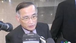 2011-09-20 美國之音粵語新聞: 南韓特使抵達北京參加核問題會談