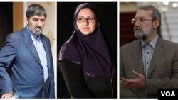 آقای لاریجانی گفته که موضوع مینو خالقی را با رهبری نیز مطرح کرده است.