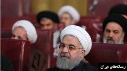 Hasan Rouhani, Presidente do Irão
