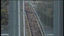 Nearly 50,000 Runners Prepare for NY Marathon