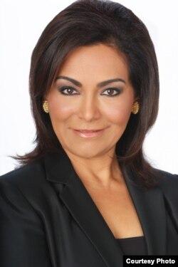 洛杉矶移民律师阿尔玛•罗萨•尼托 (图片来自Alma Rosa Nieto)