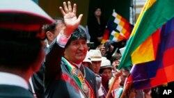 A pesar de que la Constitución prohibe la reelección, la mayoría en el Senado con la que cuenta Evo Morales, podría aprobar una modificación en la normativa.