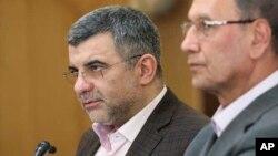 ایرج حریرچی ایک روز قبل نیوز کانفرنس میں صحافیوں کو بتایا تھا کہ ایران میں کرونا وائرس کی روک تھام کی صورتِ حال مکمل طور پر کنٹرول میں ہے۔